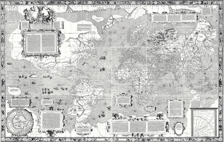 地図の歴史 / 大航海時代